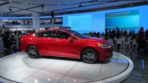 Ford Fusion 2017: una nueva generación con más elegancia y mayor tecnología.