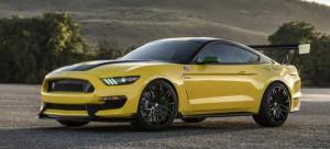 Ford Ole Yeller Mustang, un homenaje a los cielos.