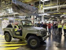 Jeep Wrangler 75th Salute Concept, un hermoso Willys para el recuerdo