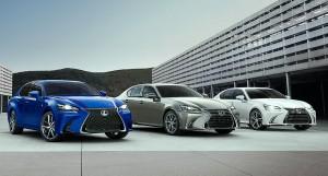 Lexus GS 2016: más deportivo y más accesible.