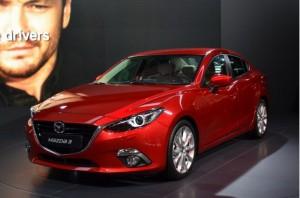 Mazda3 Sedán 2016: moderno, fresco, deportivo y eficiente.