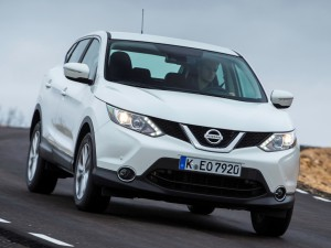 Nissan Qashqai 2016:  desafiante diseño y avanzada tecnología.