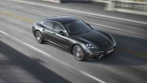 Porsche Panamera 2017: más cómodo y más poderoso.