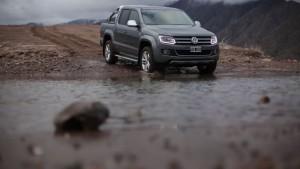 Volkswagen Amarok 2016: desempeño y espacio.