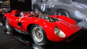 Top 10: Los autos más caros vendidos en subasta.