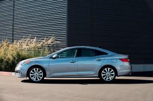 Hyundai Azera 2016: elegancia, clase y confort.