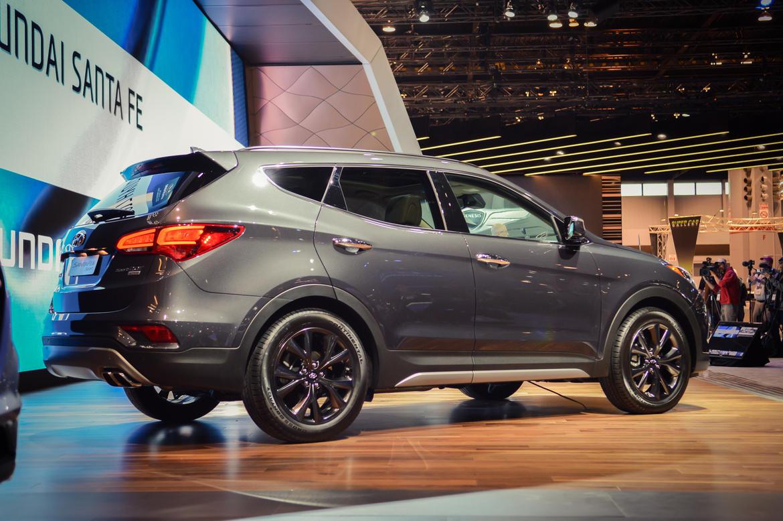 Hyundai Santa Fe Y Santa Fe Sport 2017 Confort Y Gran