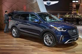 Hyundai Santa Fe y Santa  Fe Sport 2017: confort y gran tecnología .