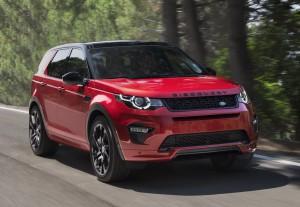 Land Rover Discovery Sport 2016: elegancia, versatilidad, lujo y capacidad.