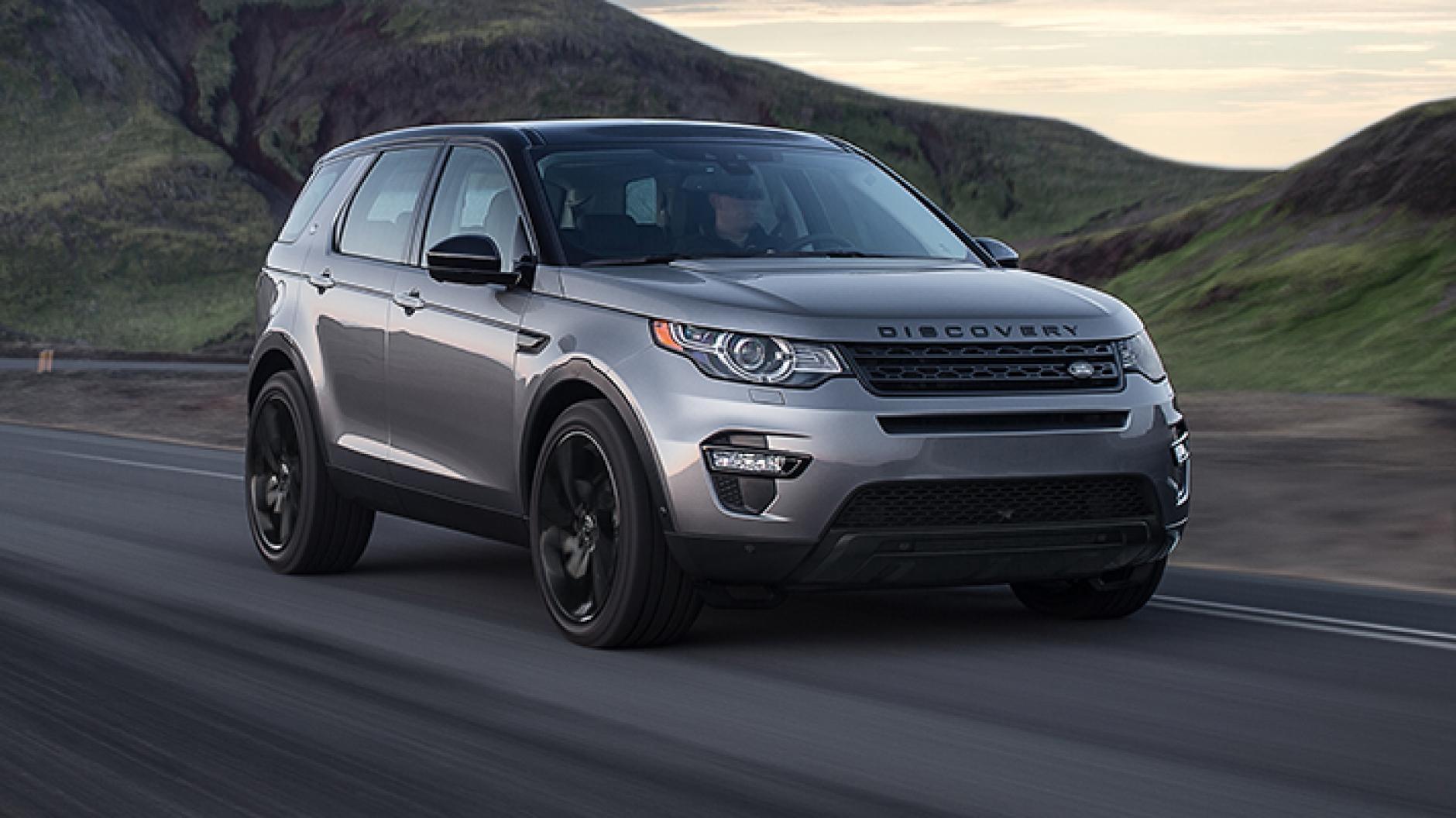 land rover discovery sport 2016 elegancia versatilidad lujo y capacidad lista de carros. Black Bedroom Furniture Sets. Home Design Ideas