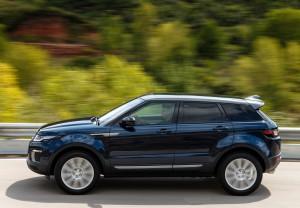 Land Rover Range Rover Evoque 2016: lujosa, exitosa y deseada.