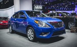 Nissan Tiida Sedán 2017: confiabilidad, seguridad y confort.