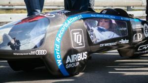 TUfast eLi14, el auto eléctrico más eficiente del mundo.