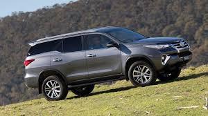 Toyota Fortuner 2016: ahora se llamará Toyota SW4.