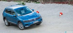 Volkswagen Tiguan 2016: más espacioso y más Premium.
