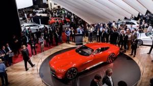 Imágenes del Auto Show de París 2016 (1)