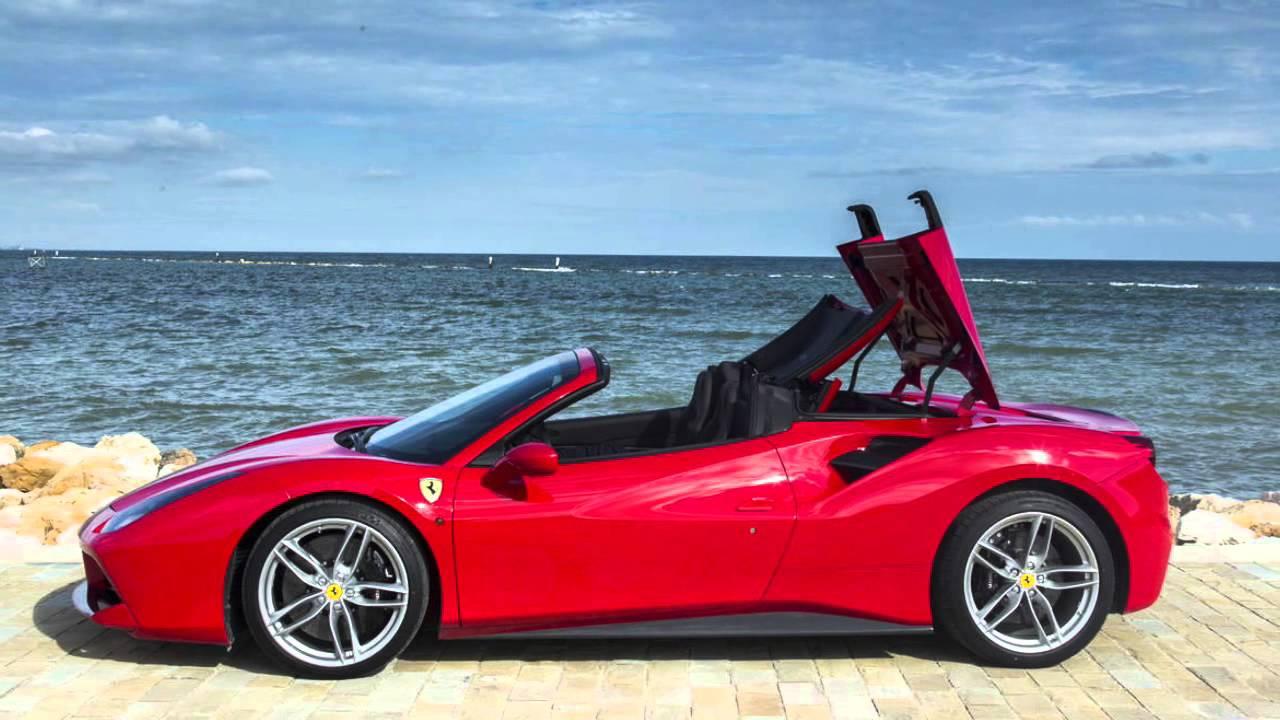 2017 Ferrari 488 Spider Lista De Carros