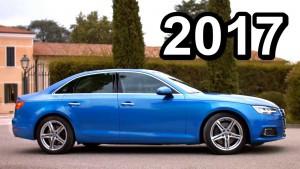 Audi A4 2017 : único con caja manual y tracción en las cuatro ruedas