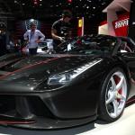 Ferrari LaFerrari Aperta: Será el descapotable italiano más radical de todos los tiempos, y que de paso será más exclusivo que la versión Coupé.