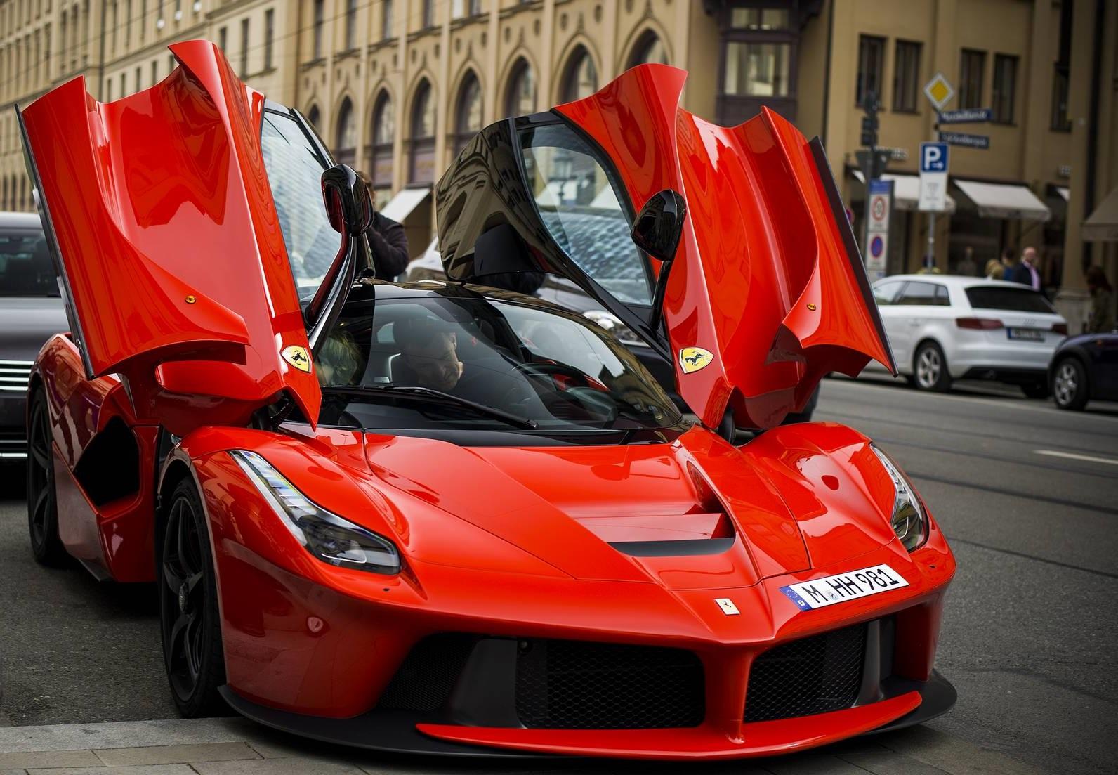 Ferrari La Ferrari >> Imágenes de autos geniales (3)   Lista de Carros