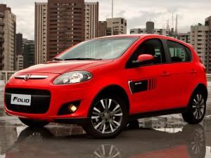 Fiat Palio 2016: juvenil y exitoso.