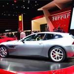 Auto Show de París 2016: Ferrari GTC4Lusso T, menos potente pero igual de interesante