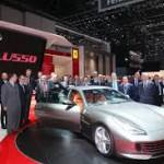 Ferrari GTC4Lusso T: Es equivocado pensar que por llevar un V8 sus prestaciones han sido mermadas, te equivocas ya que el GTC4Lusso T supera los 320 km/h de velocidad punta y firma un 0-100 km/h en apenas 3,5 segundos.