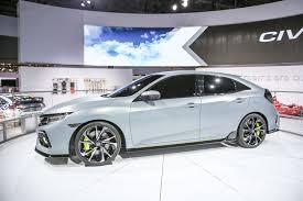Honda Civic Hatchback 2017: moderno, deportivo y muy seguro.