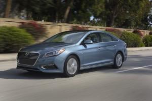 Hyundai Sonata Plug-in Hybrid 2017 ya está disponible para Estados Unidos.