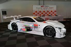 Lexus LC 500 Super GT500: Un poderoso rival para el Nissan GT-R