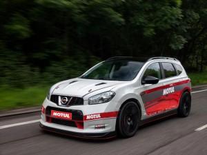 ¿Quieres ganarte este Nissan Qashqai GT-R con 1,500CV?