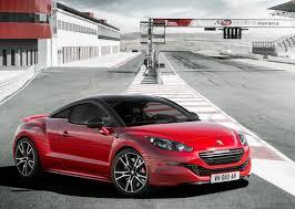 Peugeot RCZ R 2016: poder, rendimiento y eficiencia.