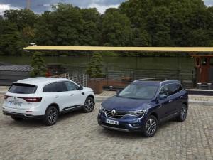 Renault Koleos 2017: elegante, deportiva y vanguardista.
