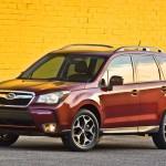 Subaru Forester 2016: mejor estética y más tecnología.