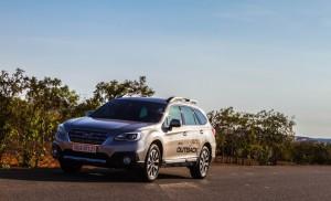 Subaru Outback 2016: más hábil, más dinámico y más deportivo.
