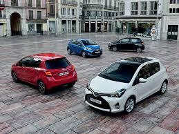 Toyota Yaris Hatchback 2017: más moderno, fresco y deportivo.