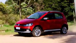 Volkswagen CrossFox 2017: juvenil, ágil y capaz.