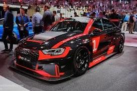 Auto Show de París 2016: Audi RS3 LMS, un auto de competencias accesible