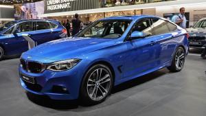 Auto Show de París 2016: BMW Serie 3 GT 2017, espacio y versatilidad