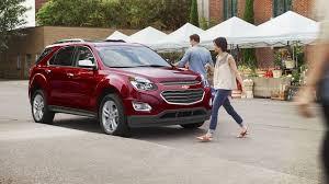 Chevrolet Equinox 2017: Comodidad, confort y eficiencia.