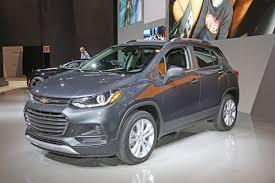 Chevrolet Trax 2017: mejoras estética, más equipamiento y menor precio.
