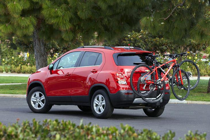 Chevrolet Trax 2017: mejoras estética, más equipamiento y ...