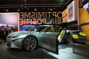 Auto Show de París 2016: Citroën CXperience Concept