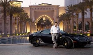 Ferrari SP Arya: una sola unidad para alguien especial y mucho dinero.