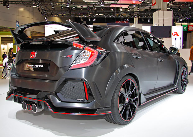 honda civic type r protoype 3 lista de carros. Black Bedroom Furniture Sets. Home Design Ideas