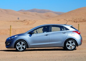 Hyundai i30 2016: tecnología, seguridad y eficiencia de combustible.