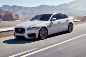 Jaguar XF 2016: elegancia, poder y ahora más liviano.