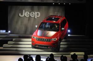 Jeep Grand Cherokee 2017: exitosa, lujosa y poderosa.