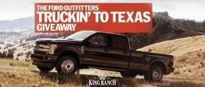 El Ford Super Duty 2017 es el Truck of Texas 2016