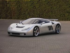 Lotec Mercedes C1000: más veloz que un Bugatti Veyron